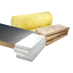Building materials -> Insulations